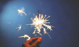 año nuevo - Estrellita