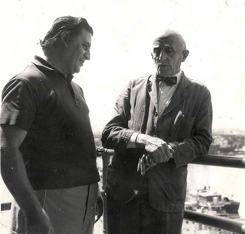 José González Castillo - Ferrino Y Quinquela