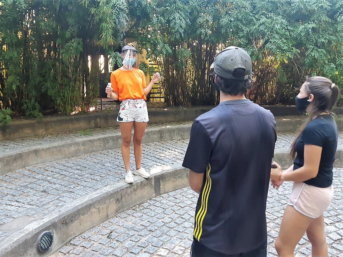 Recorrido Guiado - El Jardín de los Niños
