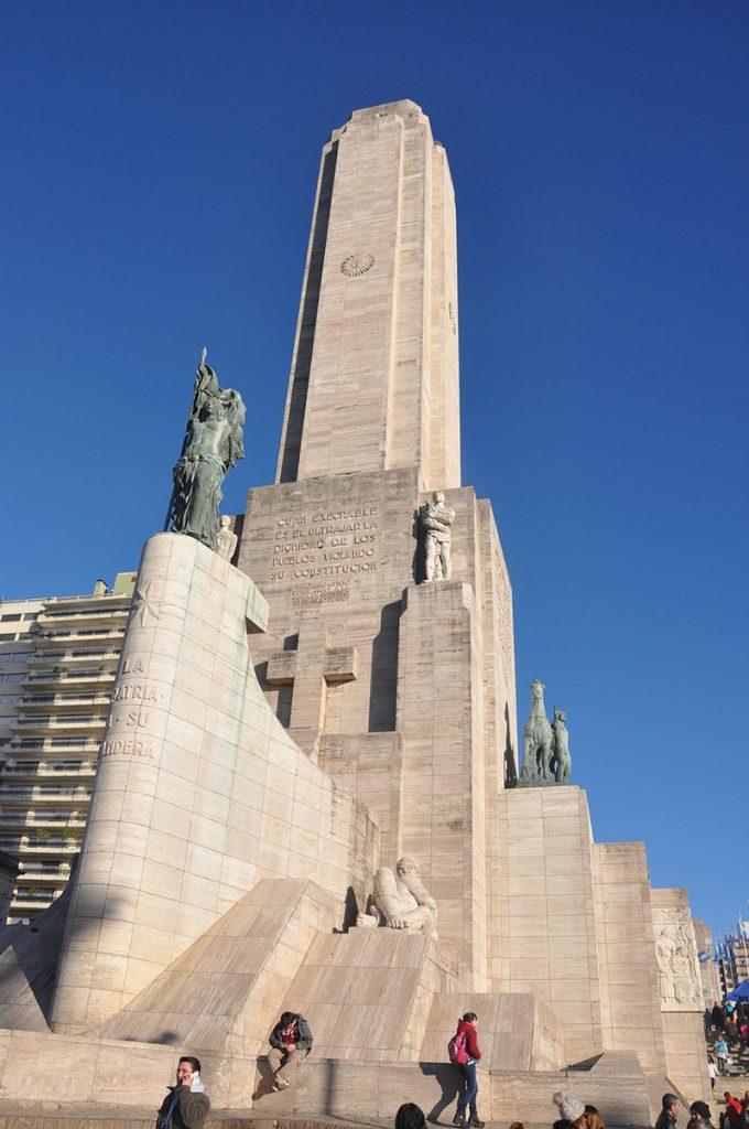 Turismo en Rosario - Monumento A La Bandera