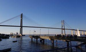 Turismo en Rosario - Puente Rosario Victoria