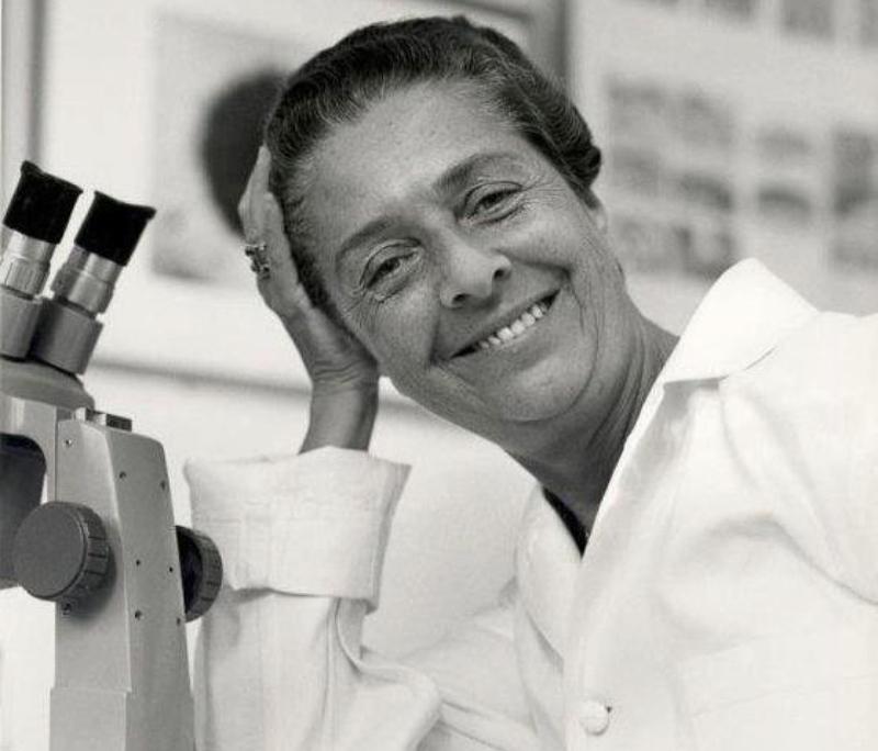 ciencia - Rita Levi
