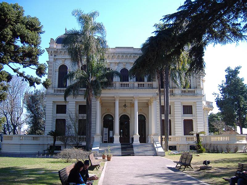 Italianos en Rosario - Villa Hortensia
