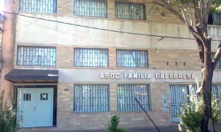 Ayuda desde Calabria - Frente Familia Calabresa De Rosario