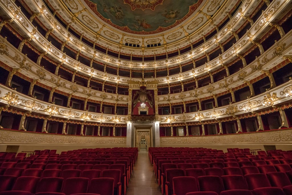 Giuseppe Carmignani - Teatro Regio Parma