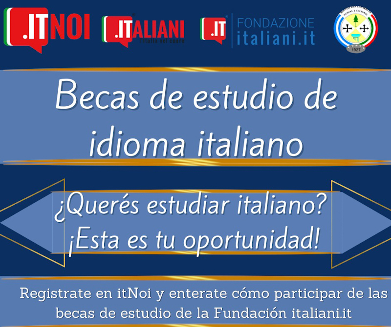 becas - Italiani