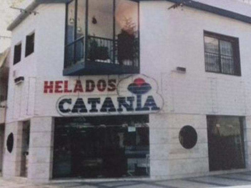 Heladeria - Antiguo - Frente