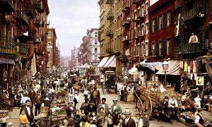 Memoria e Migrazioni - Little Italy Nueva York