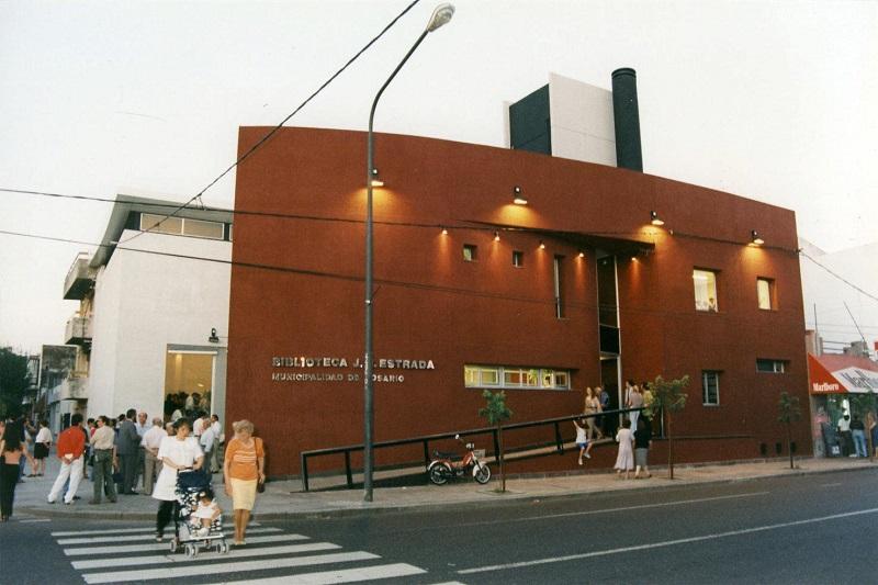 La Biblioteca - Biblioteca Estrada