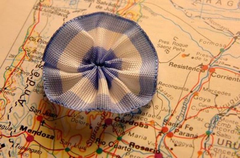 escarapela - Escarapela Mapa
