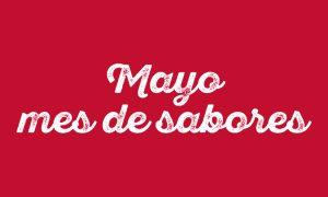 Mayo mes de sabores - Portada
