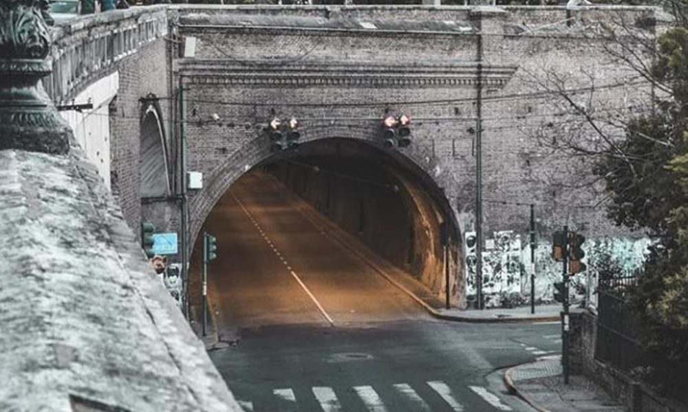 La historia del túnel Arturo Illia - Túnel Arturo Illia Portada