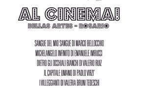Al cinema! - Al Cinema Flyer