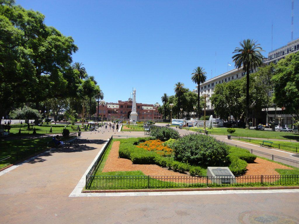Revolucion De Mayo en Rosario - Casa Rosada
