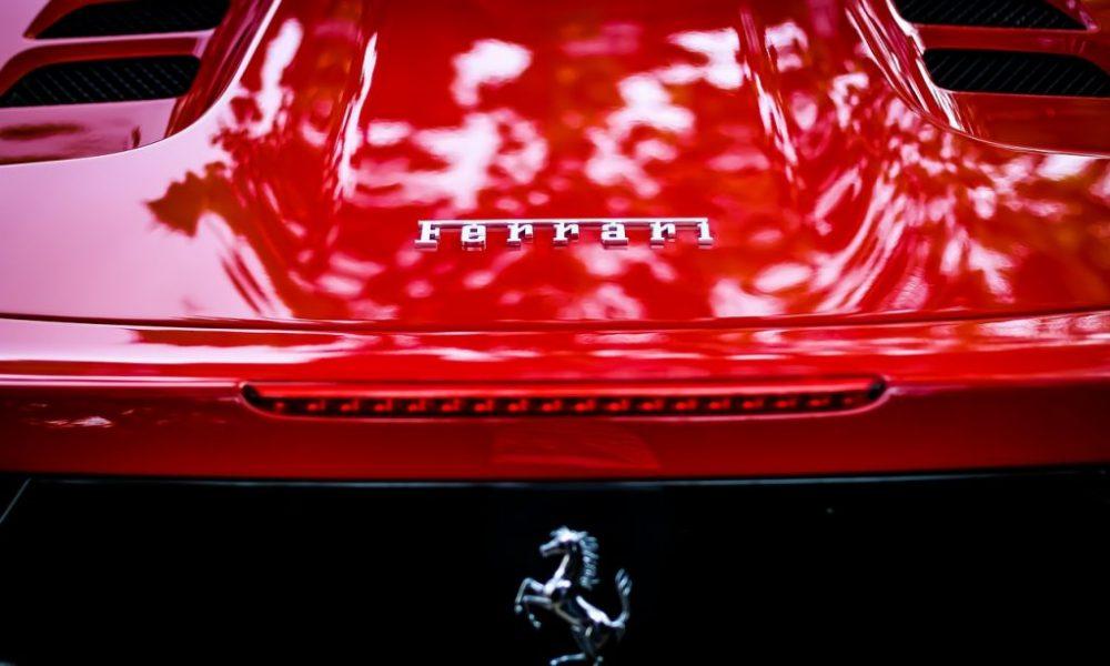 ferrari - Ferrari Portada