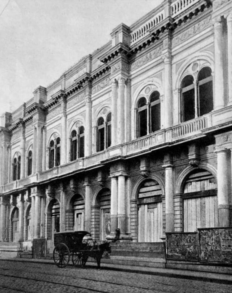 Nazareno Orlandi - Teatro Colón Rosario
