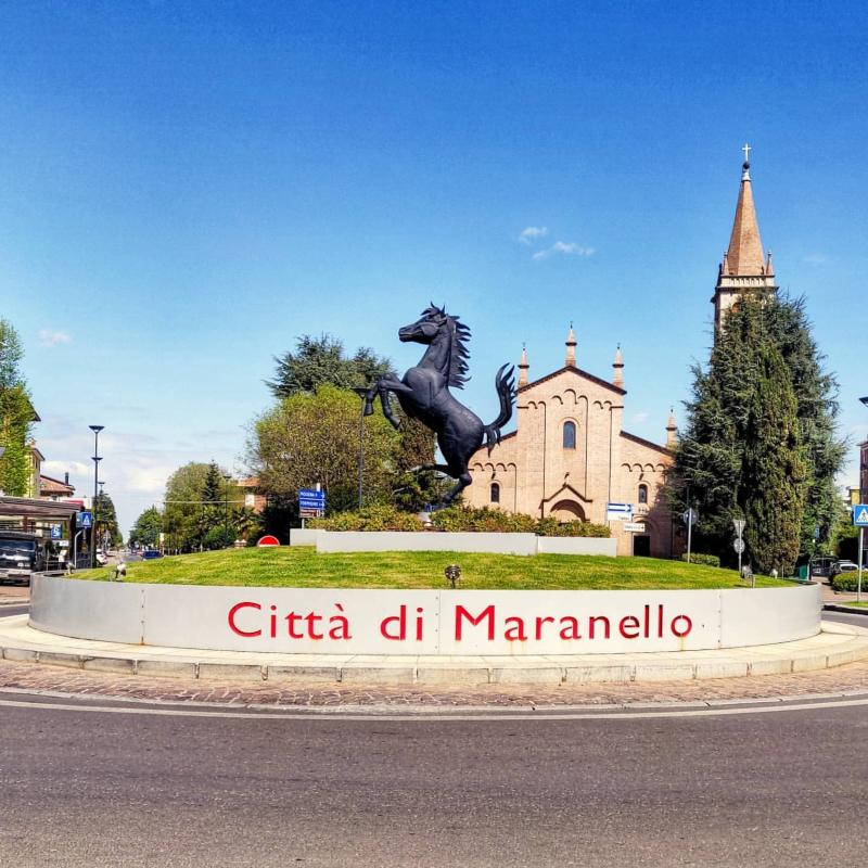ferrari - Citta Di Maranello