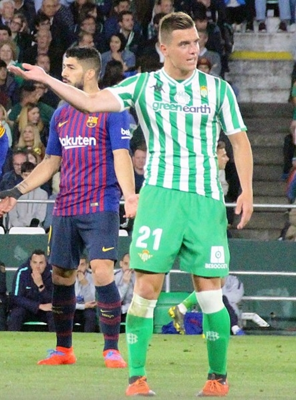Giovani Lo Celso - Lo Celso Betis