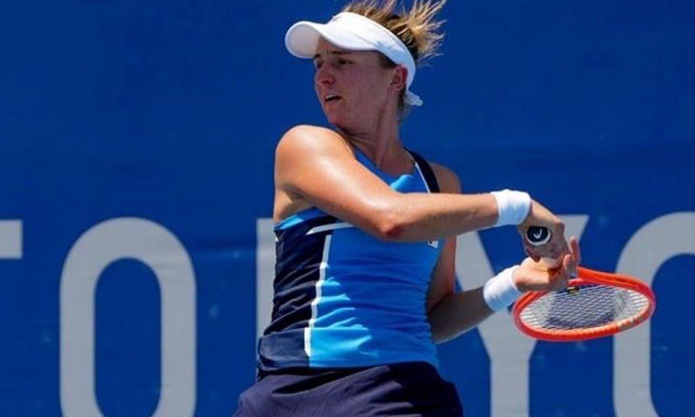 Nadia Podoroska - Juegos Olimpicos
