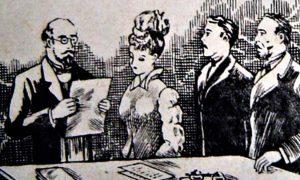 Rosario y el primer matrimonio civil del país - Primer Matrimonio Civil