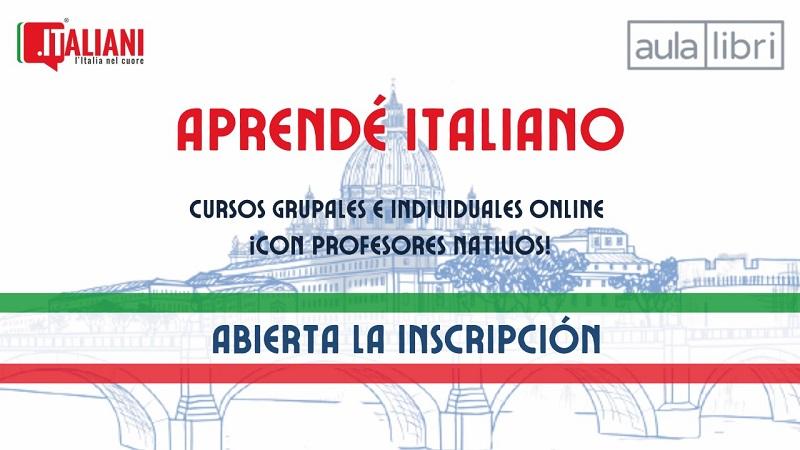 estudiar italiano - Cursos Italiani.it