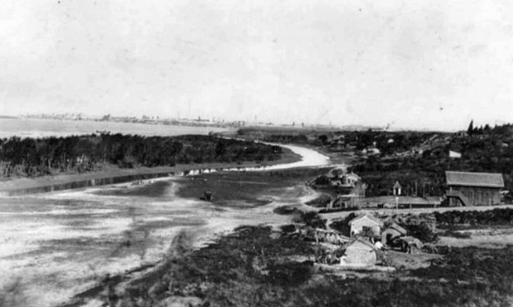 La eliminación de la Isla de los Bañistas - Isla De Los Bañistas
