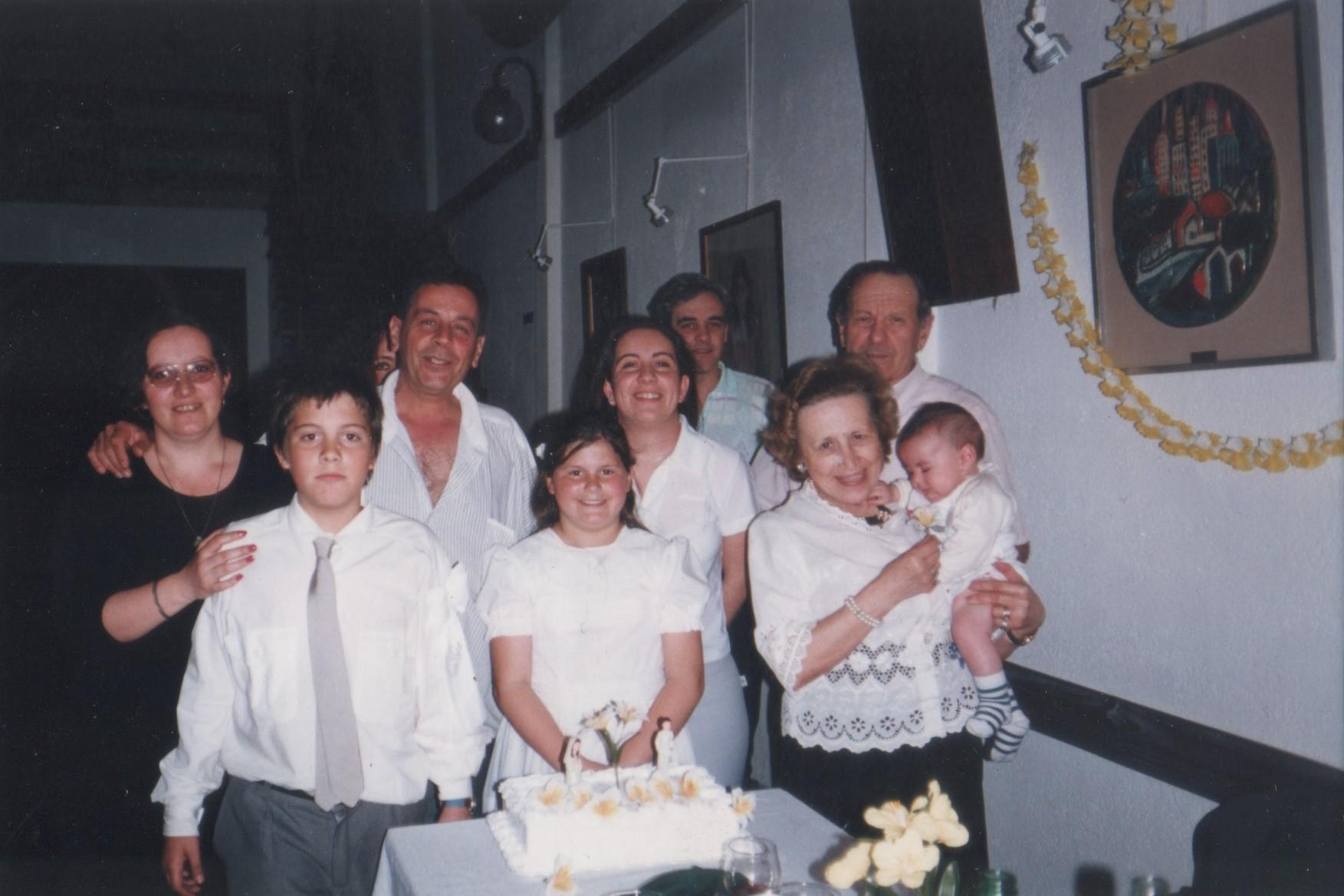 Idria Meacci - Familia Meacci -Vannacci