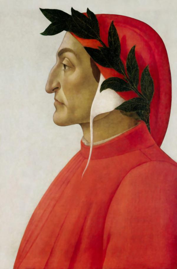 Dante Alighieri - Retrato De Dante