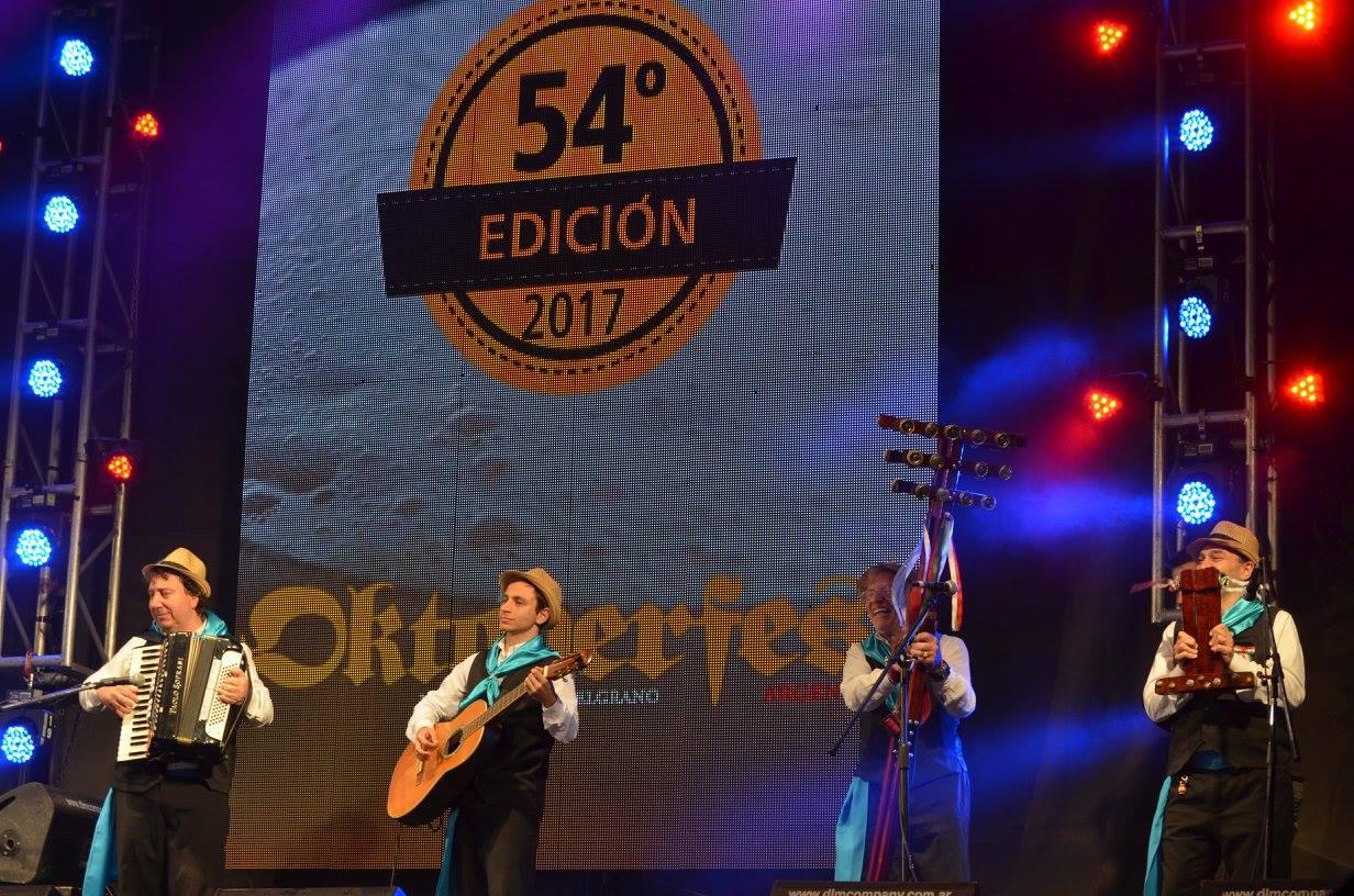 Orquesta Típica - Actuación Oktoberfest