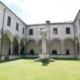 Il Monastero degli Olivetani con la veduta del suo chiostro