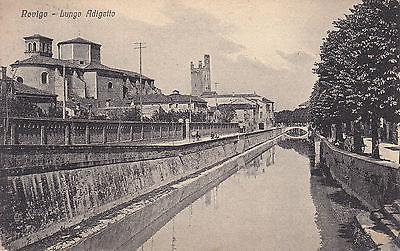 Una parte del naviglio Adigetto che passava per Rovigo