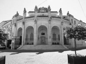 Il palazzo della Gran Guardia a Rovigo