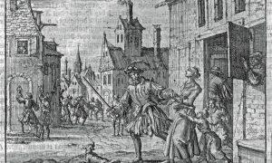 Persecuzione Anabattista in Svizzera