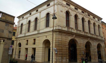 Palazzo Roncale a Rovigo sede della mostra temporanea della Pinacoteca dell'Accademia dei Concordi