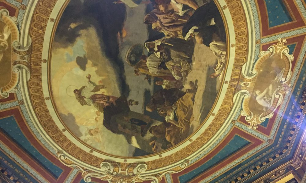 Rovigo - Interno della Chiesa della Rotonda