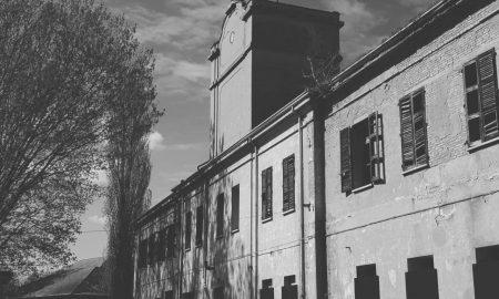 Rovigo - Vista dell'ex Ospedale Psichiatrico