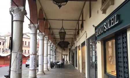 Rovigo - I portici di Piazza Vittorio Emanuele II