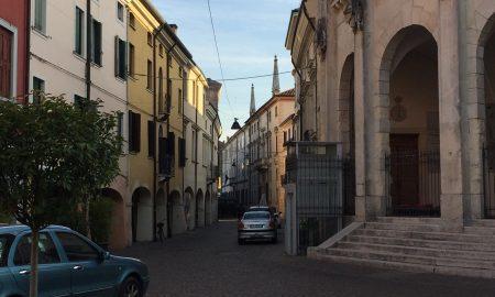 Rovigo Scorcio di via Cavour