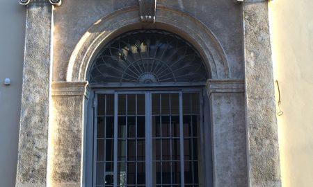 Rovigo - L'ospedale Civico in Via Badaloni