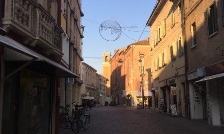 Via Trento a Rovigo