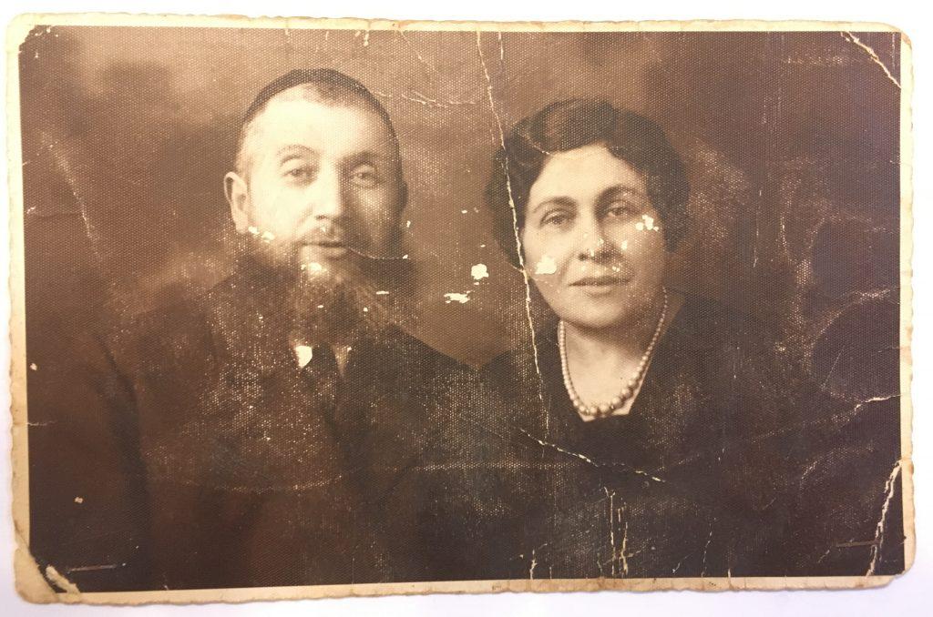 I genitori di lala lubelska