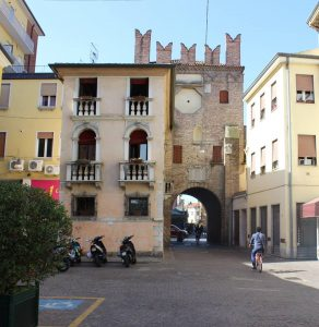 mura città