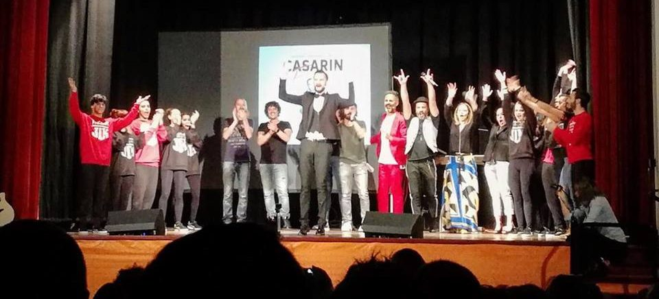 Casarin & Friends Show