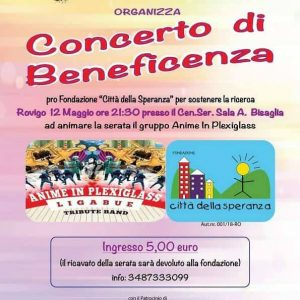 Concerto di beneficenza