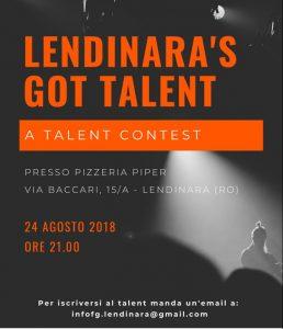 Lendinara's Got Talent