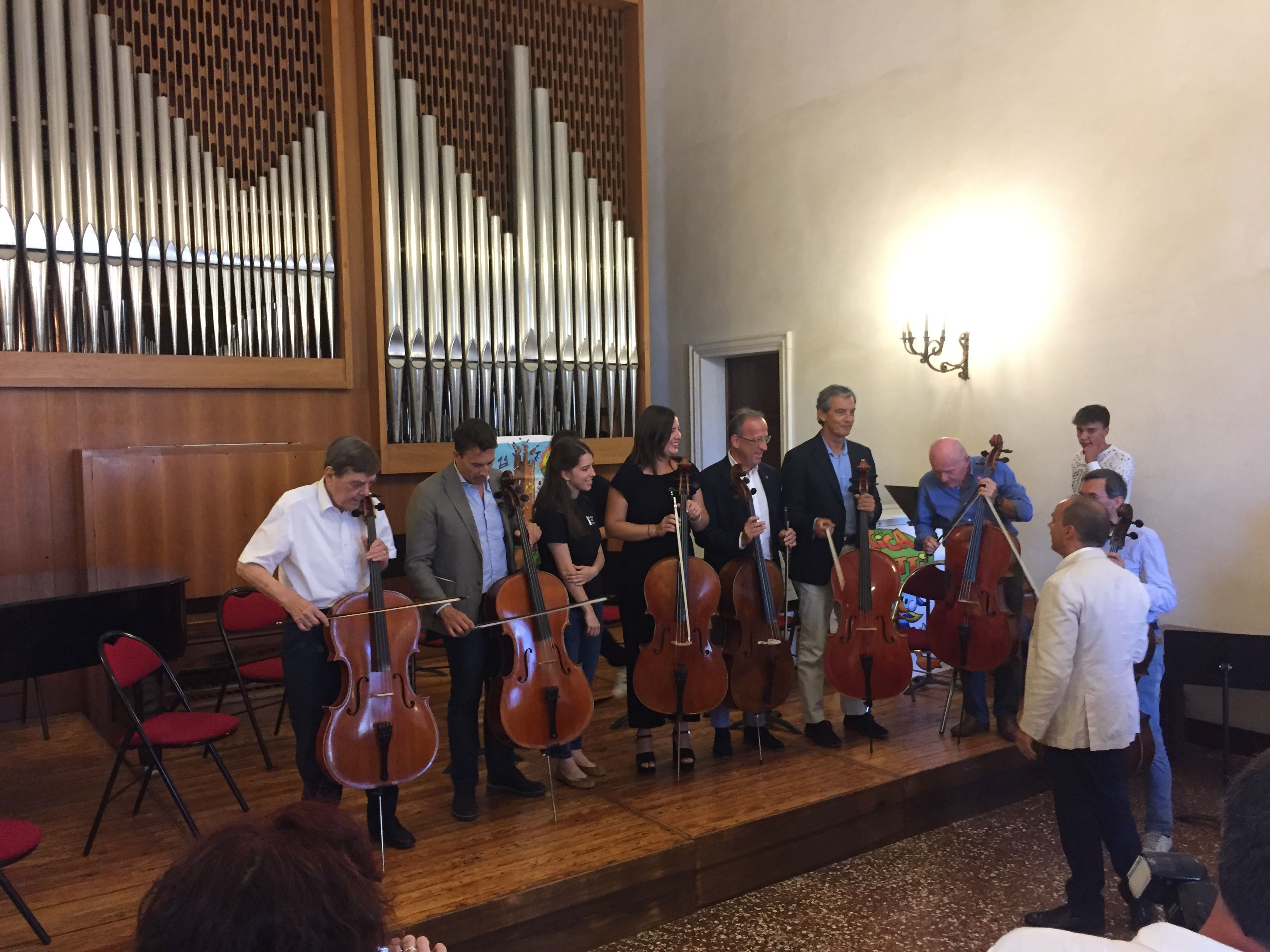 Rovigo Cello City 2018