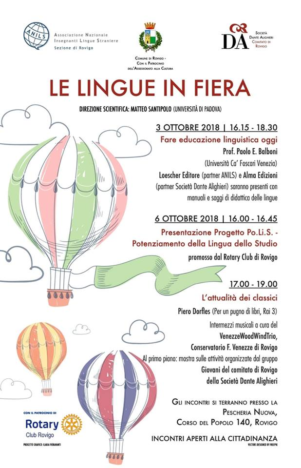 Le Lingue in Fiera