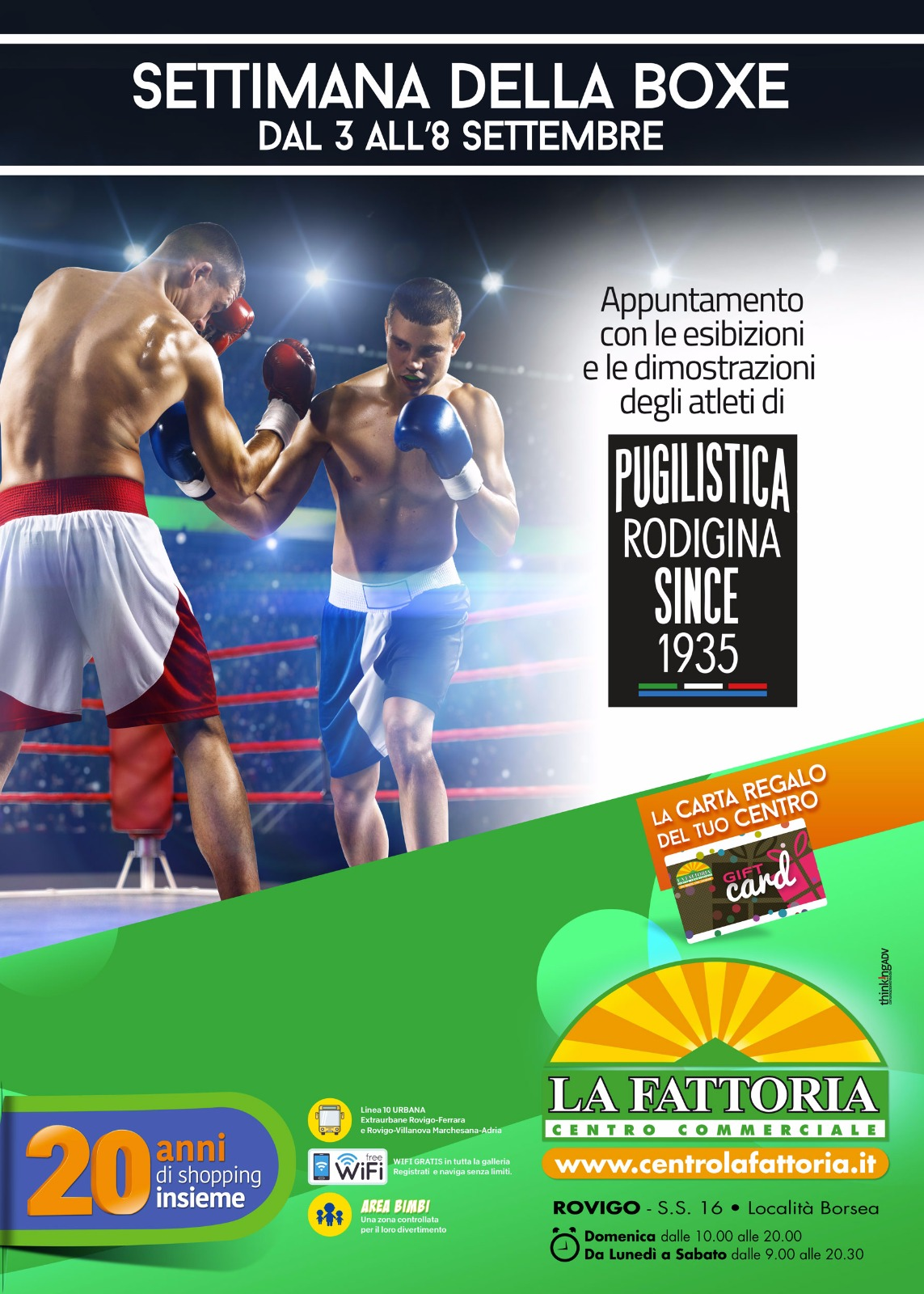 Settimana della boxe