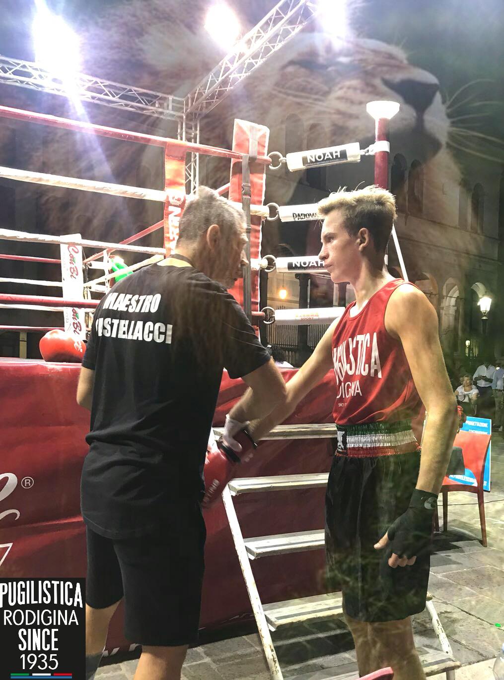 Campionati Regionali di boxe