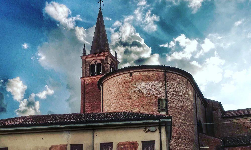 Campanile Santi Francesco E Giustina